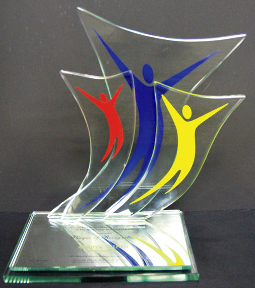 MABUHAY Gold Trophy