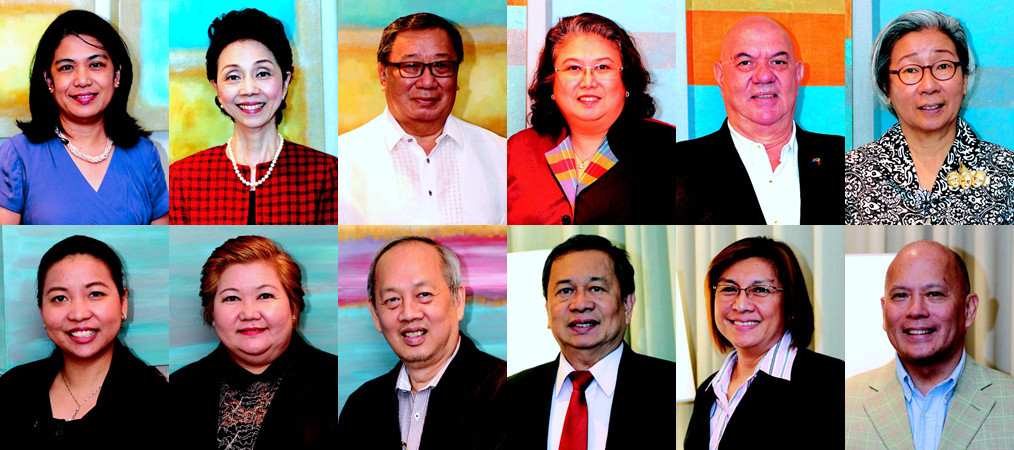 22nd Mabuhay Awards Judges