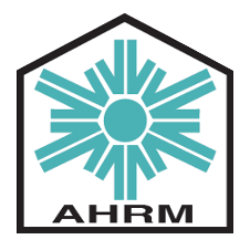 Official logo of the AHRM