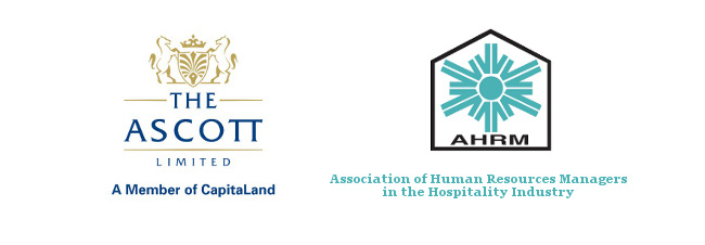 Official logo of the AHRM and ASCOTT