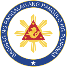 Official emblem of the Vice President of the Republic of the Philippines