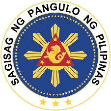 Official emblem of the President of the Republic of the Philippines